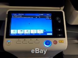Konica Minolta bizhub 227 Mono A4/A3 Digital Photocopier/Print/Scan
