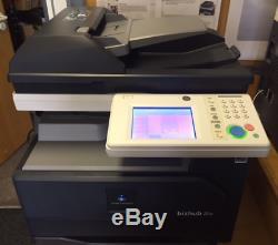 Konica Minolta bizhub 25e Digital A4 Photocopier/Print/Scan/Fax