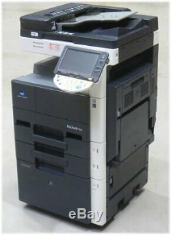 Konica Minolta bizhub 363 DIN A3 Kopierer Scanner Laserdrucker AllInOne ADF