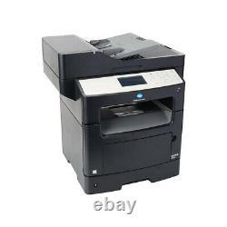 Konica Minolta bizhub 4020 s/w Multifunktionsdrucker A4 USB LAN (mk)