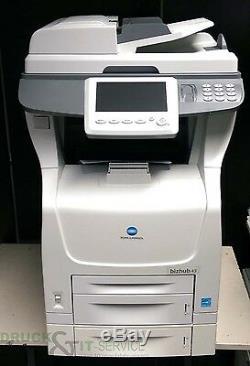 Konica Minolta bizhub 43 multifunktions Laserdrucker s/w 7.500 gedr. Seiten