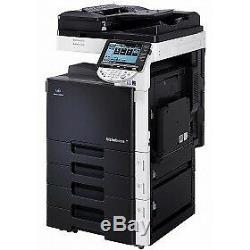 Konica Minolta bizhub C203 MFP +unter 263.000 Seiten+ mit CD-26