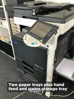 Konica Minolta bizhub C203 multifunction printer