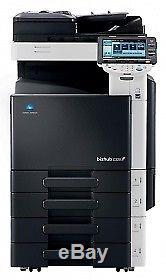 Konica Minolta bizhub C220 MFP in Farbe mit Duplex LAN und Fax +für A3+