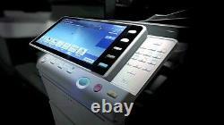 Konica Minolta bizhub C224 Color, Copy, Print, Scan, Excellent Condition