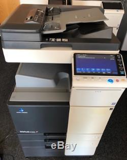 Konica Minolta bizhub C224 Full Colour Digital A4/A3 Photocopier/Print/Scan