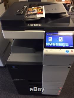 Konica Minolta bizhub C224e Full Colour Digital A4/A3 Photocopier/Print/Scan