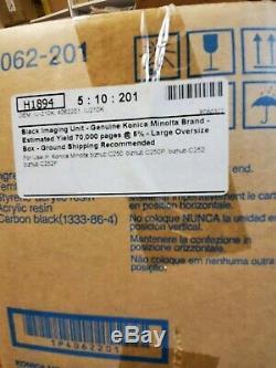 Konica Minolta bizhub C250, C250P, C252, C252P IU210K (Black) Imaging Unit