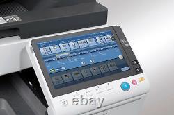 Konica Minolta bizhub C258 Color, Copy, Print, Scan, Fax, only 29K Color