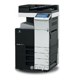 Konica Minolta bizhub C284e Farbkopierer Laserdrucker Scanner 167.207 Seiten #12
