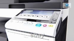 Konica Minolta bizhub C308 Color, Copy, Print, Scan, Excellent