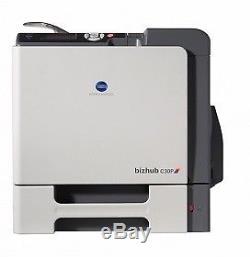 Konica Minolta bizhub C30 P C30P + LAN Duplex unter 16.000 Seiten +Extrafach+