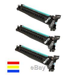 Konica Minolta bizhub C353 353P Imaging Unit Set CMY A0DE0JF A0DE0DF A0DE07F