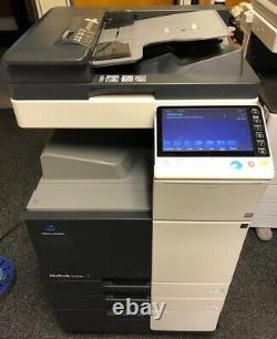 Konica Minolta bizhub c224e Colour Digital A4/A3 Photocopier/Print/Scan