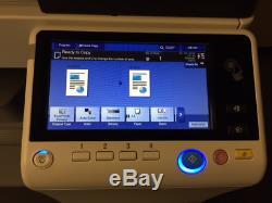 Konica Minolta bizhub c287 Full Colour Digital A4/A3 Photocopier/Print/Scan