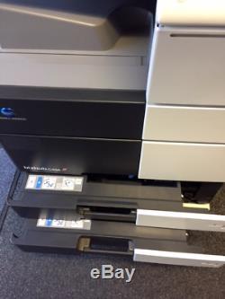 Konica Minolta bizhub c454 Full Colour Digital A4/A3 Photocopier/Print/Scan