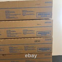 Konica TN619 toner CMKK For Bizhub Press C1060, C1070P, C1070 Same Day Shipping