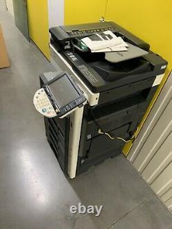 Konica minolta bizhub 283 Photocopier, Scanner And Printer