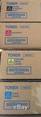 Konica minolta bizhub C1060/1070 Toner Set
