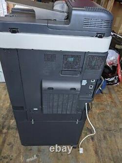 Konica minolta bizhub C3350 Pf P13 DK Po3 Copy Desk With Cupboard