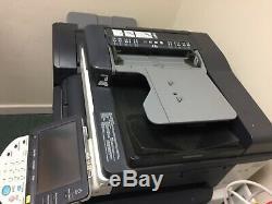 Konica minolta bizhub C360 printer