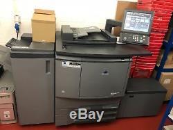 Konica minolta bizhub Pro c5501 Digital Printing Press + Fiery RIP £2500