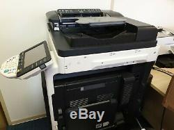 Konica minolta bizhub printer C203