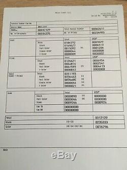 Konica minolta c253 biz hub printer/copier/scanner