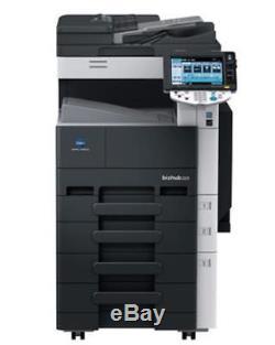 Kopierer Konica Minolta Bizhub 223 erst 79045 Seiten LAN bis A3
