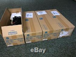 NEW GENUINE 4x DU-107 DRUM UNIT for Konica Minolta bizhub C1100, C1080 A6DY0Y1