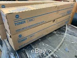 New Genuine Konica Minolta Bizhub Toner x6 Black TN513 OEM A33K031 554e 454e