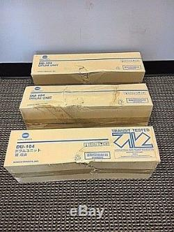 New-Konica-Minolta-DU104 DU-104-Drum-Unit-A2VG0Y0-Bizhub-Press-C6000-C7000