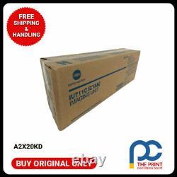 New & Original Konica Minolta bizhub C654 C754 Cyan Image Unit IU711C