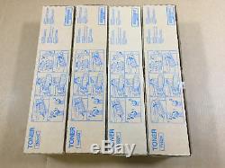 OEM Konica Minolta Bizhub Press C1085 C1100 TN622 A5E7 CMYK Toner Set Fast ship