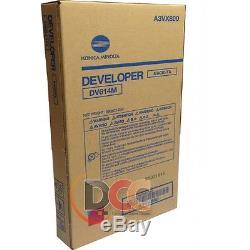 Oem Dv614m Magenta Developer For Bizhub Press C1060 C1060l C1070
