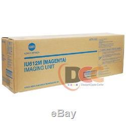 Oem Iu612m Magenta Imaging Unit Bizhub C452 C552 C652 A0tk08d Iu612