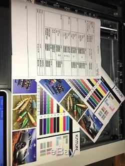 Olivetti MF222plus + Like Konica Minolta Bizhub C224e Colour Printer Scan Copier