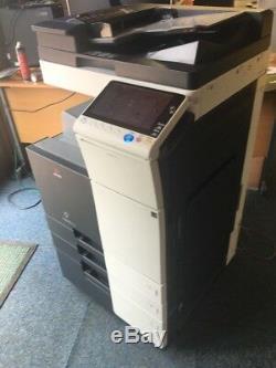 Olivetti MF254 / Konica Minolta Bizhub C258 Colour Printer scan SUFFOLK NORFOLK