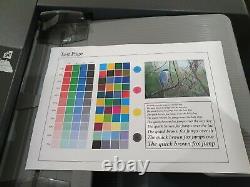 Olivetti MF 222Plus / Konica Minolta Bizhub 224e / Booklet Finisher photocopier