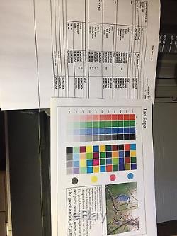 Olivetti Mf220 Same as Konica Minolta Bizhub C220 A3 A4 Colour Copier Print Scan