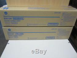 Original Konica Minolta DV512 Yellow bizhub C224, C284, C364, C454, C554 NEU
