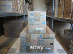 Original Konica Minolta Trommel Set IUP14 (K M C) für bizhub C35 C25 Neu&OVP