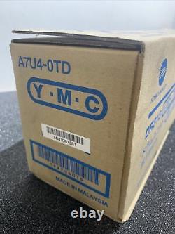 Sealed Konica Bizhub C258 C308 C368 C458 C558 C658 Dr313 A7u4-0td