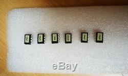 Set of 6 Konica Minolta IC-207 A0P821 Print Controller Bizhub 361 421 501