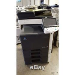 Stampante Fotocopiatrice Multifunzione COLORE A3 KONICA MINOLTA BIZHUB C220