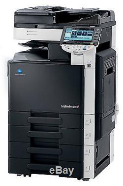 Stampante Multifunzione a colori A3 KONICA MINOLTA BIZHUB C220 Offerta