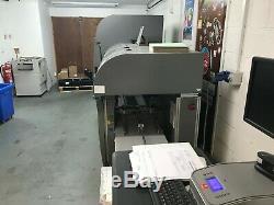 Superb High Volume MGI Meteor DP8700 Professional Colour Copier-Printer. A must