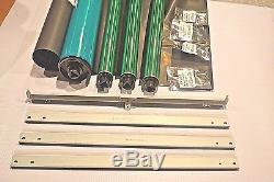 4 Pièces Opc Pour Batterie Konica Minolta Bizhub C451 C550 C650 + 4 Puces, 4 Lames Fabriquées Au Japon