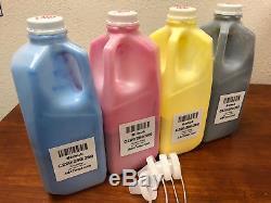 (600g / 500g) 4 Recharge De Toner Pour Konica Minolta Bizhub C220, C280, C360 Tn216