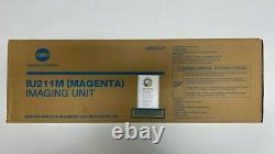 A0de-0cf Konicaminolta Unité D'imagerie Iu211m, Magenta Für Bizhub C203, C253